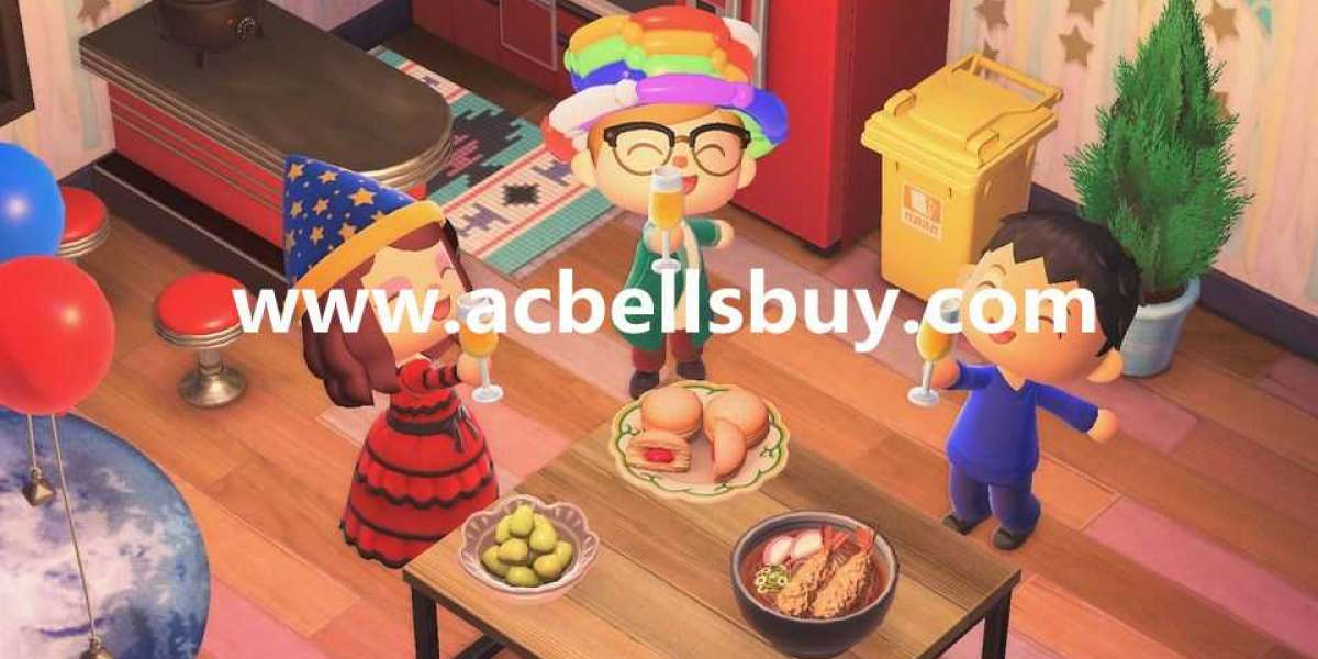 Animal Crossing: New Year's Food Story in New Horizons