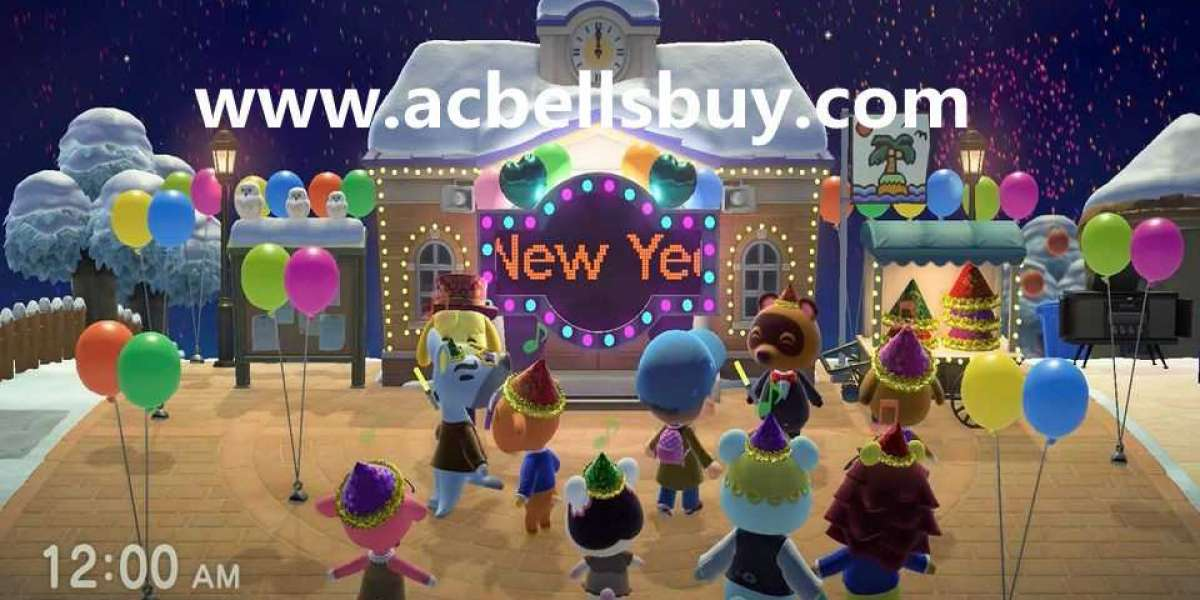 Description of New Year's Countdown Event at Animal Crossing