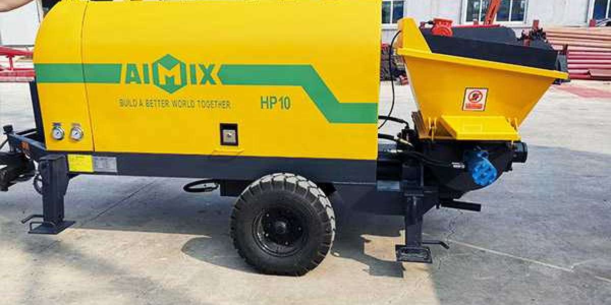 Buying Best Quality Concrete Pumping Equipment