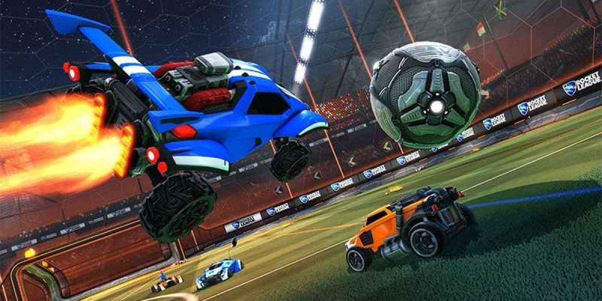 It is the other in Rocket League