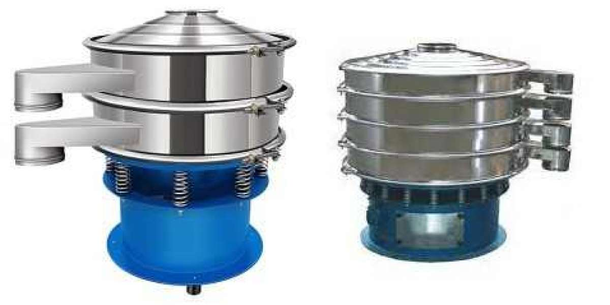 Types, Advantages and Workding Priciple of Vibrating Sifter