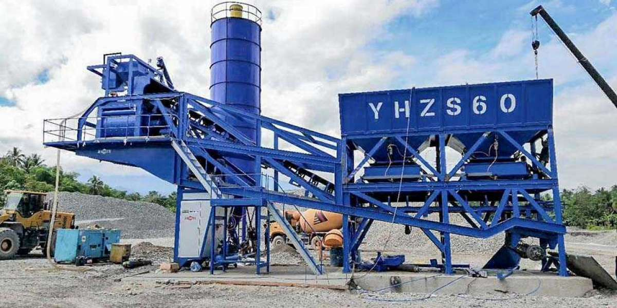 Top Reasons To Invest In A Ready Mix Concrete Plant