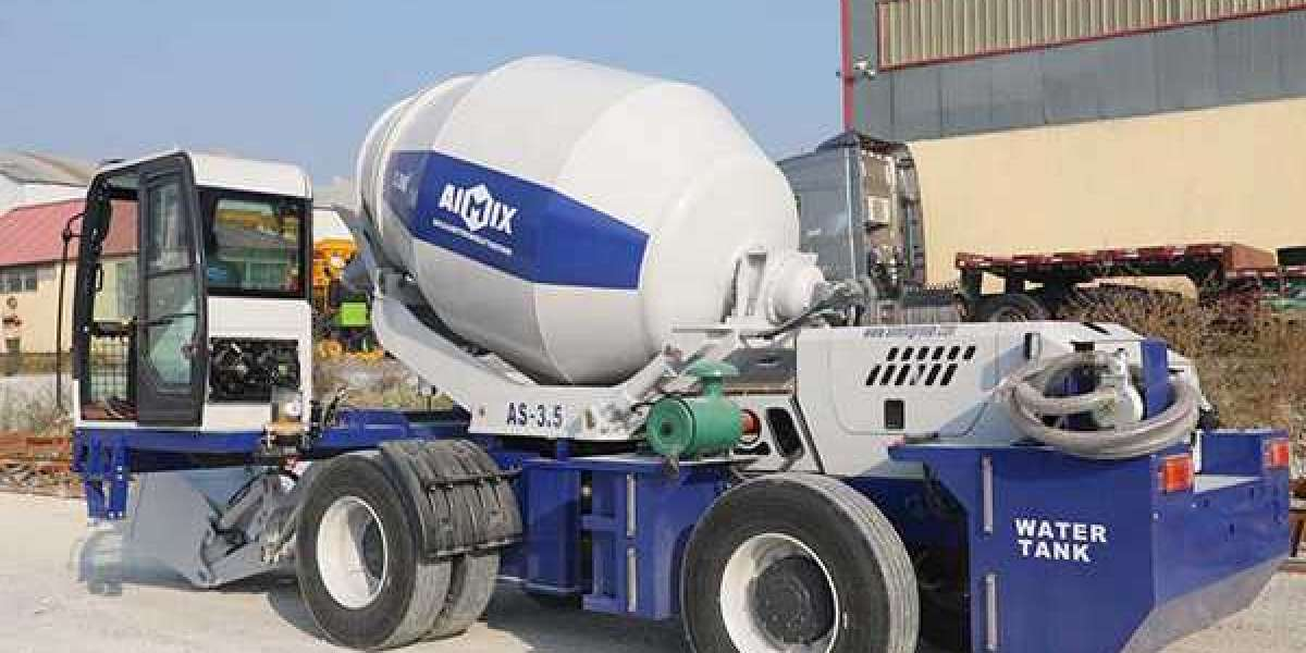 How about the Concrete Mixer Truck Cost