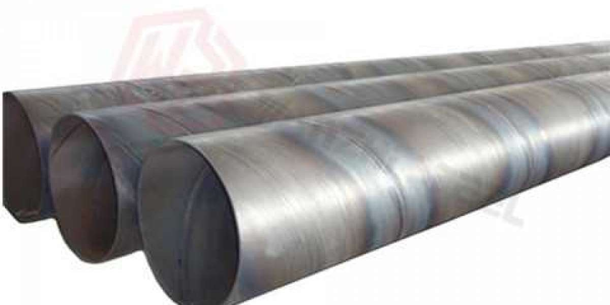 Buy the Best Spiral Welded Steel Pipes